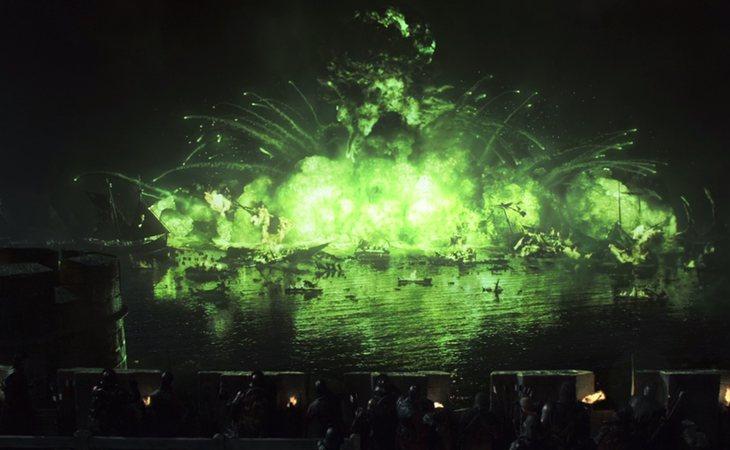 Aguasnegras, la primera gran batalla de 'Juego de tronos' en la segunda temporada