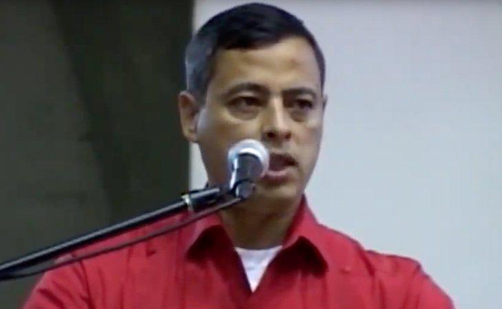 Rafael Isea,exministro de finanzas de Hugo Chávez