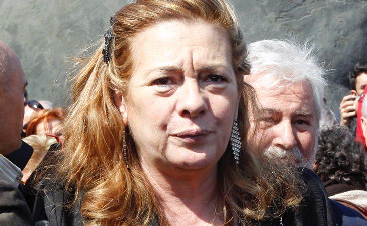 Pilar Manjón, madre de una de las víctimas del 11M
