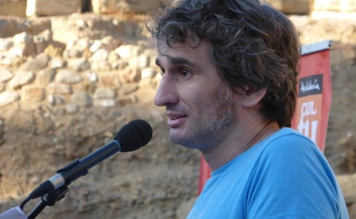 Camilo de Ory recibió un premio de poesía por parte de la Diputación de Málaga