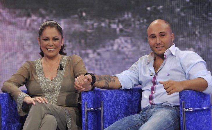 Isabel Pantoja ya acudió a 'Supervivientes' a recibir a su hijo Kiko Rivera