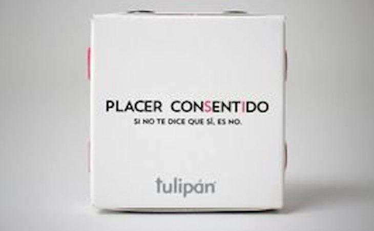 los preservativos de Tulipán promueven el consentimiento