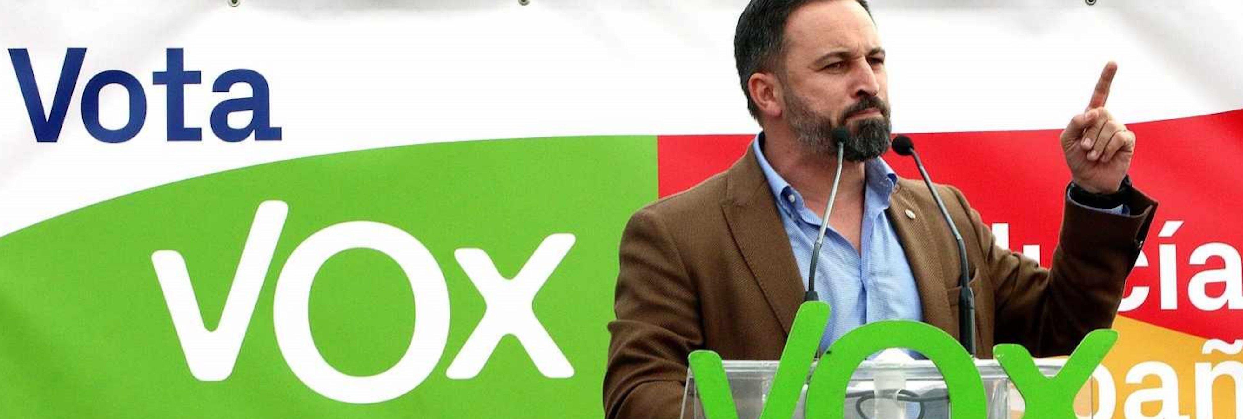 VOX rechaza incluir la ley de Violencia de Género en los presupuestos de Andalucía