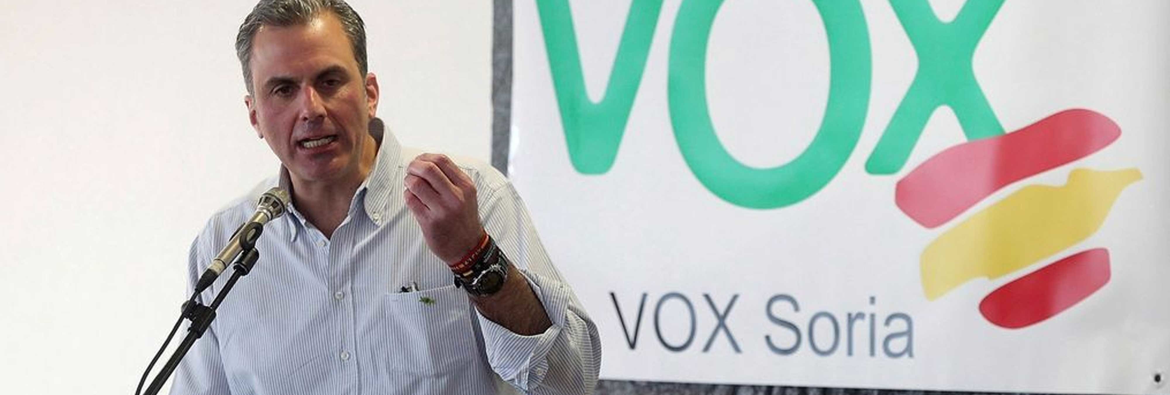 La Fiscalía investiga a Ortega Smith, número dos de VOX, por delito de odio contra los musulmanes