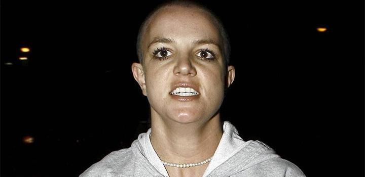 Los problemas de Britney Spears comenzaron en 2007