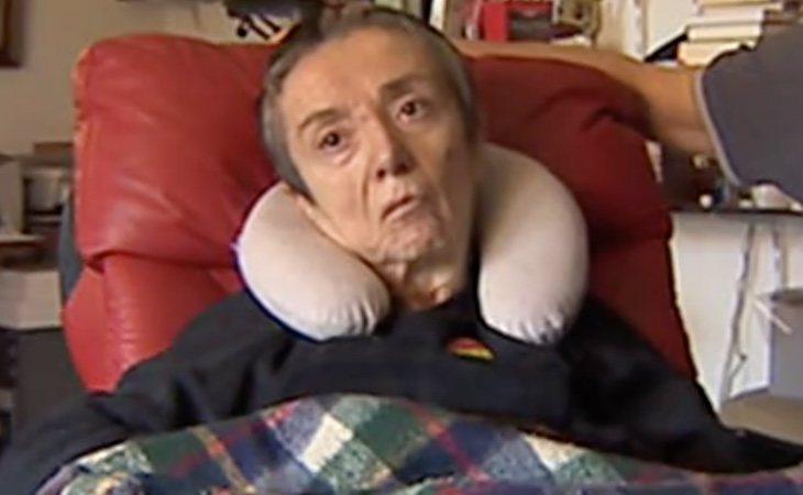 María José Carrasco solo deseaba una muerte digna