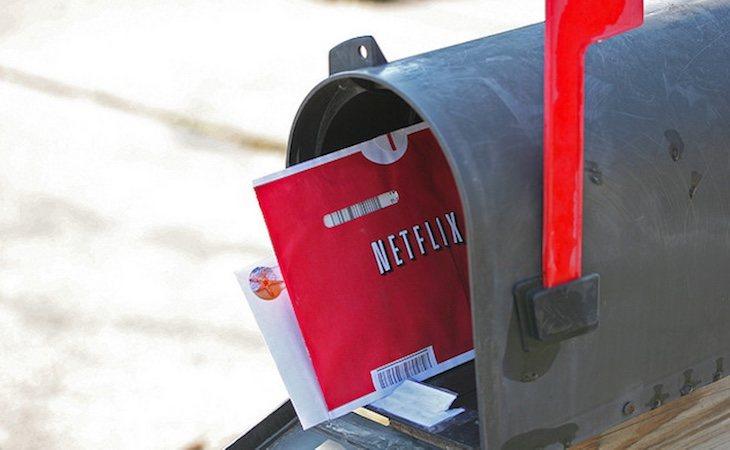 Muchos estadounidenses continúan recibiendo las películas por correo