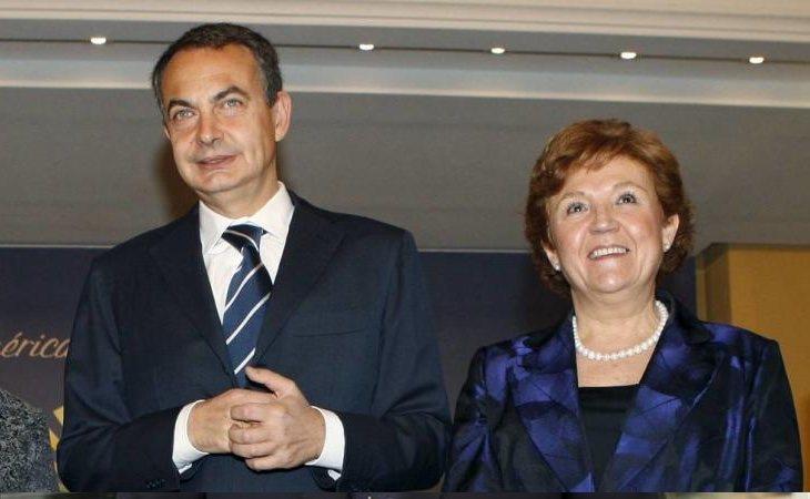 La sobrina de Carmen Caffarel, exdirectora de RTVE y profesora de la URJC, ahora trabaja en su misma universidad
