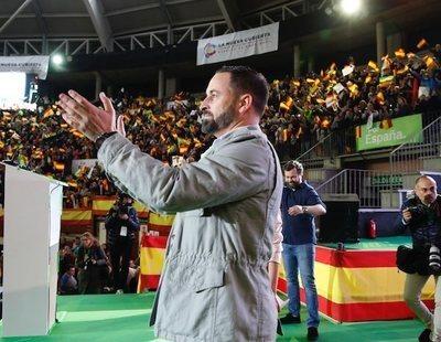 """Santiago Abascal: """"La bandera de los gays y las lesbianas es la bandera de España"""""""