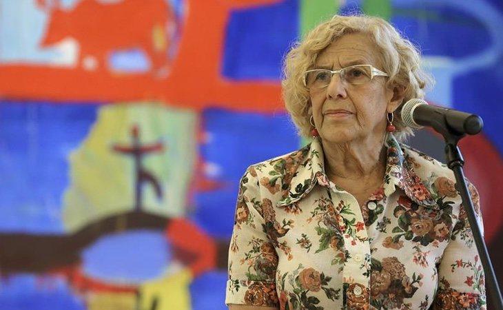Manuela Carmena podría perder el poder en el Ayuntamiento de Madrid