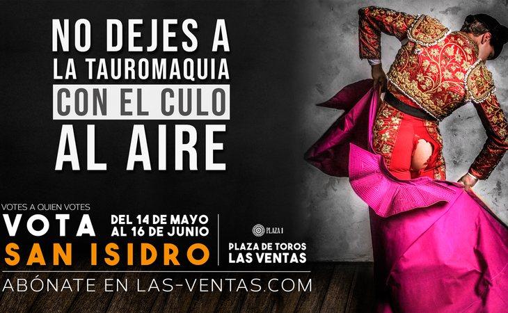 El cartel de la Feria de San Isidro 2019