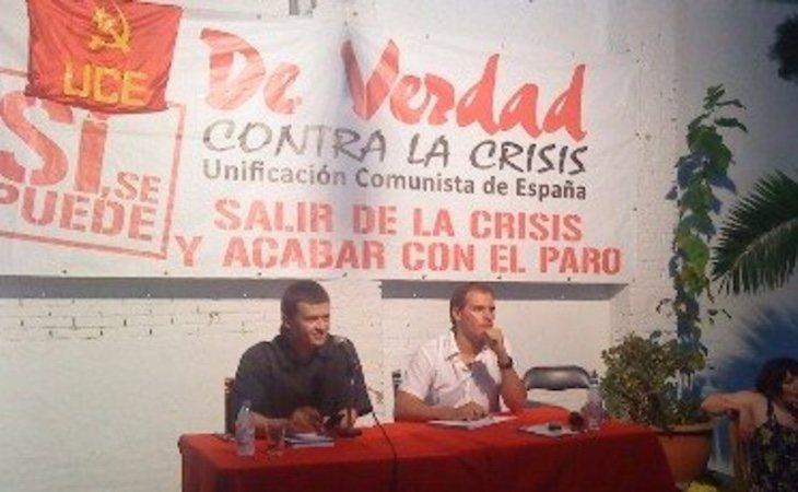 El acto comunista al que acudió Rivera ocurrió en Valencia en el verano de 2009