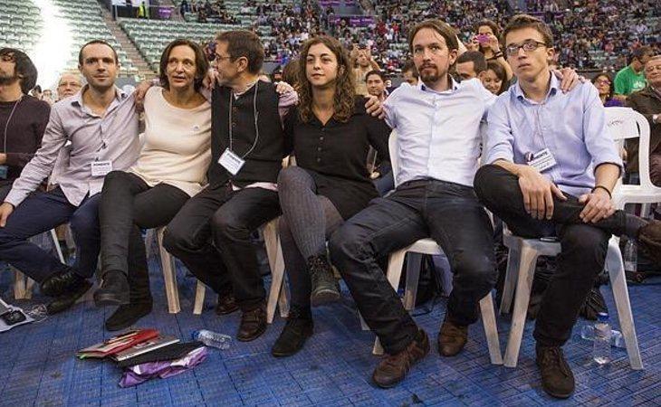 Iglesias ha perdido el apoyo de los fundadores de Podemos con la excepción de Monedero