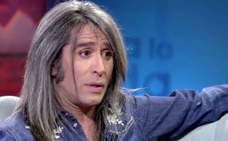 Mario Vaquerizo en 'Viva la vida', programa de Telecinco