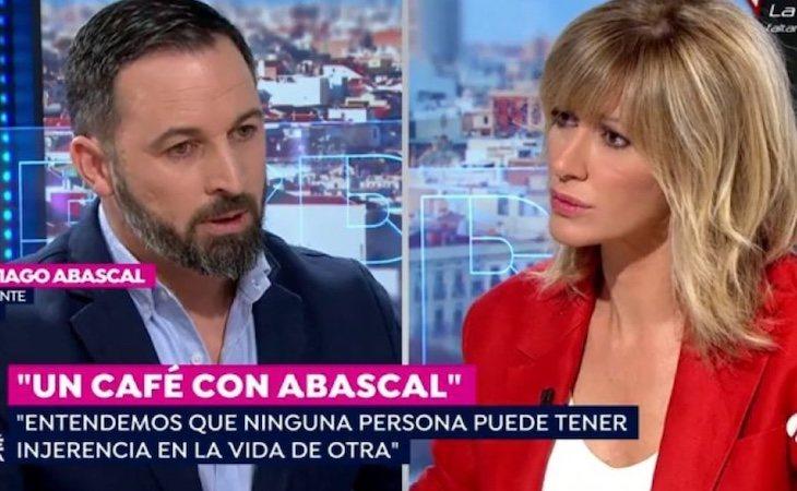Abascal opinó sobre la eutanasia en 'Espejo público'