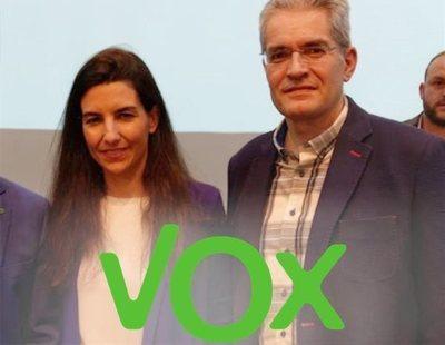 Un miembro de VOX fue líder del grupo nazi CEDADE, que negaba el Holocausto