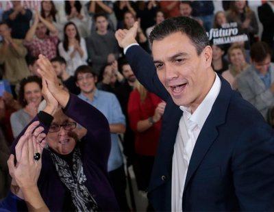 El PSOE obtiene una holgada victoria frente al PP y solo puede gobernar con C's, según el CIS