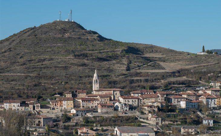 El Estatuto también plantea la anexión del condado de Treviño y el Valle de Villaverde | CC: Basotxerri