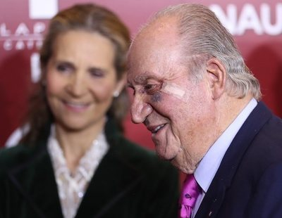 El rey Juan Carlos, operado de un cáncer de piel