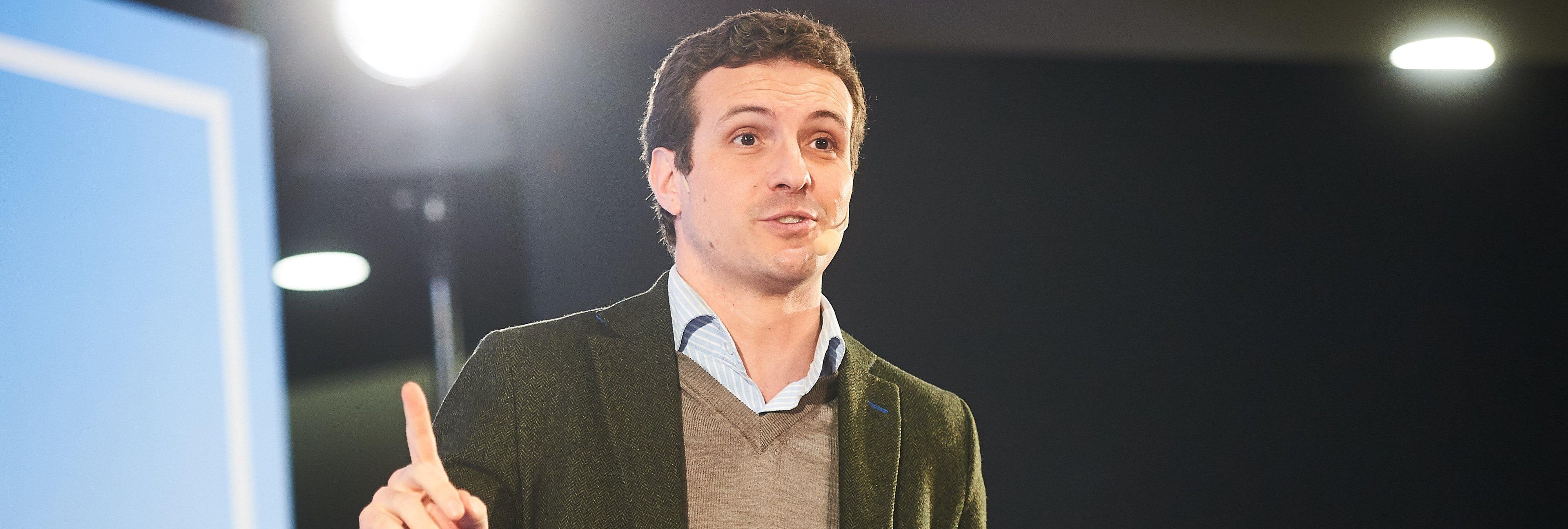 Pablo Casado quiere bajar el Salario Mínimo por primera vez en la historia