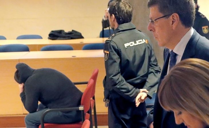 Juan Carlos Quer ha asistido al juicio del Chicle