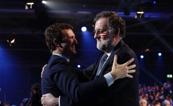 Según Casado, Rajoy creó en su presidencia 3 millones de empleos
