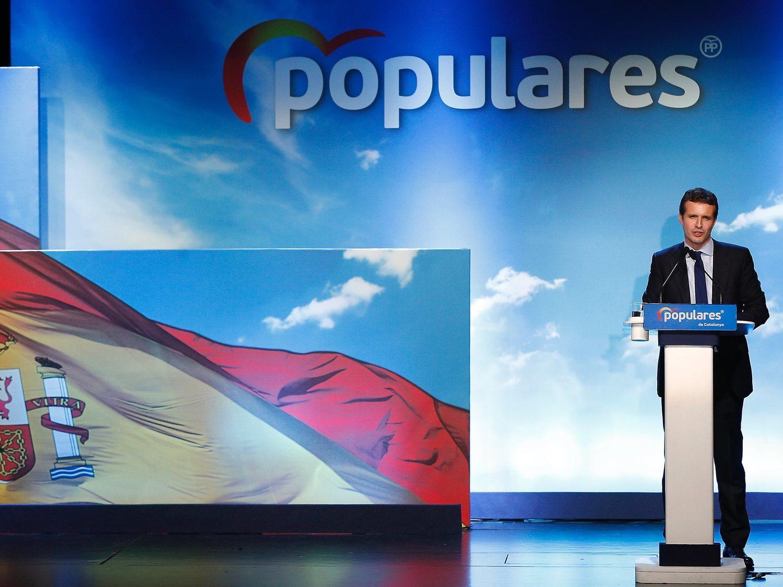 """Pablo Casado miente: el PP no ha creado """"más de 7 millones de empleos"""" en sus gobiernos"""
