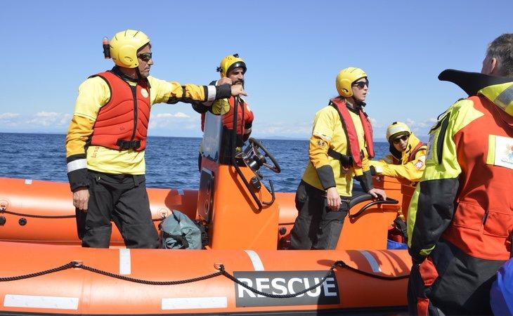 Abascal quiere castigar a las personas que ayuden desinteresadamente a los inmigrantes en situación irregular