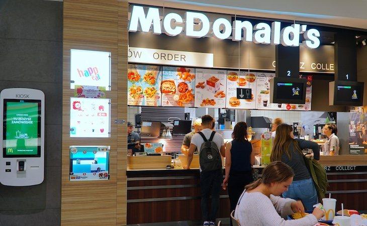 Las máquinas del McDonald's se pueden hackear debido a un fallo de su servidor
