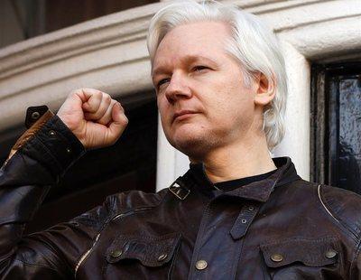 Julian Assange, fundador de WikiLeaks, ha sido detenido por la policía de Londres