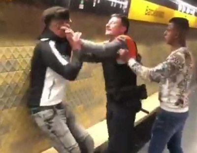 """Un agente del Metro de Barcelona investigado por una agresión """"racista"""""""