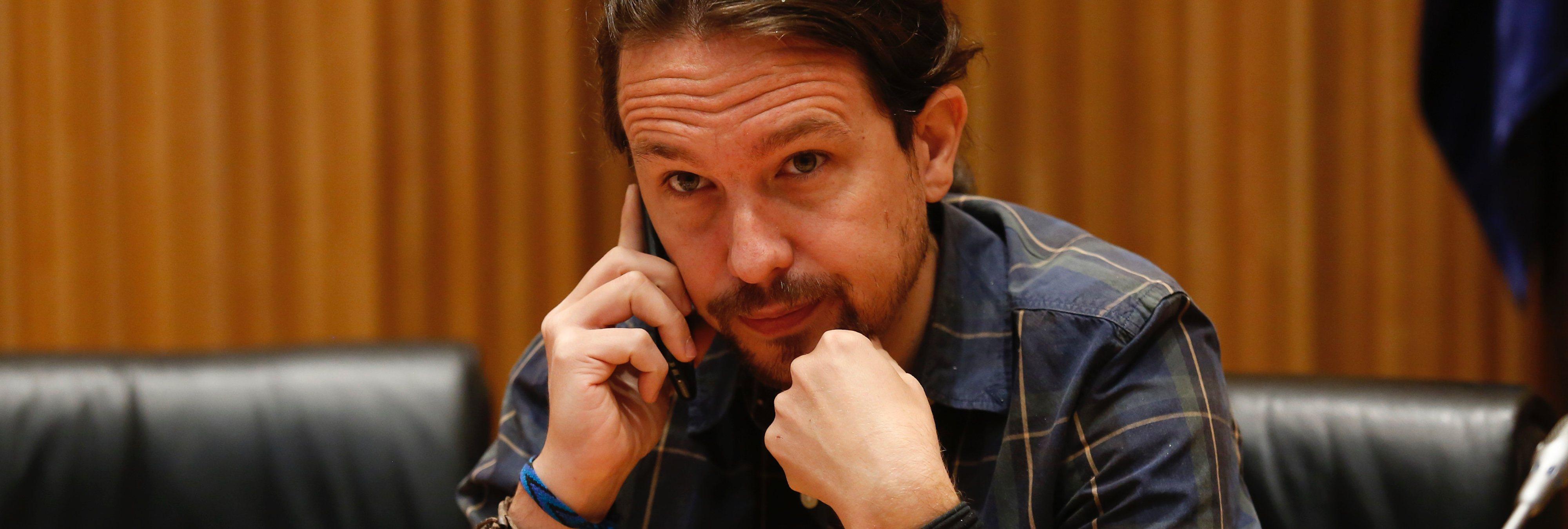 Los datos privados de Pablo Iglesias en el móvil de Dina Bousselham: así se robaron