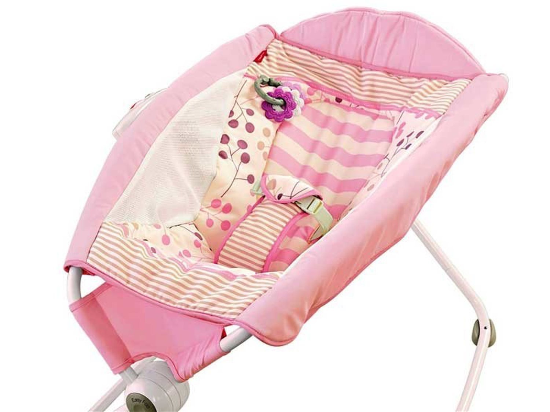 Fisher-Price retira una mecedora por provocar la muerte de más de 30 bebés