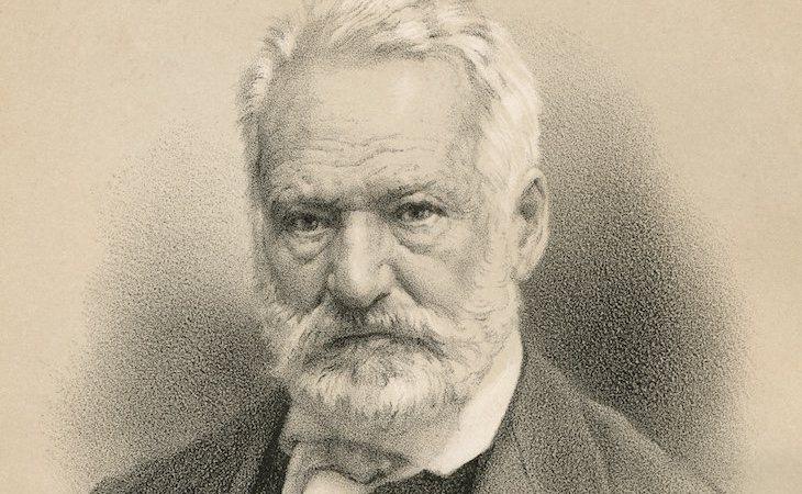 Víctor Hugo, autor de 'El jorobado de Notre Dame'