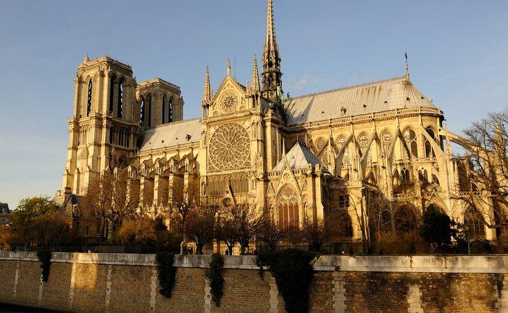 Catedral de Notre Dame (Francia)