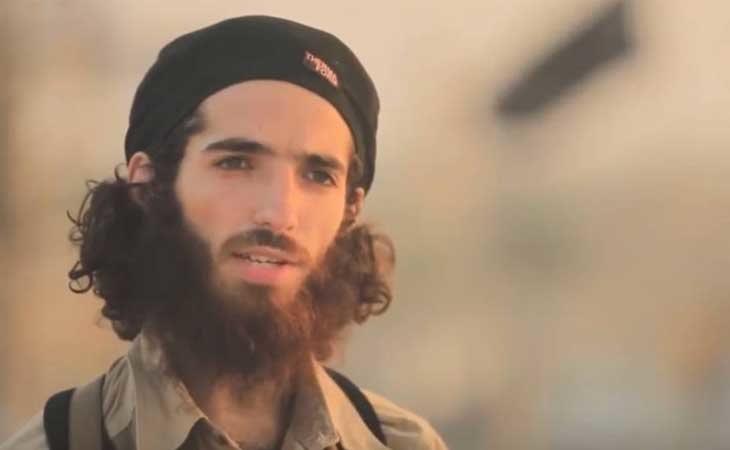 El Cordobés, miembto del Estado Islámico