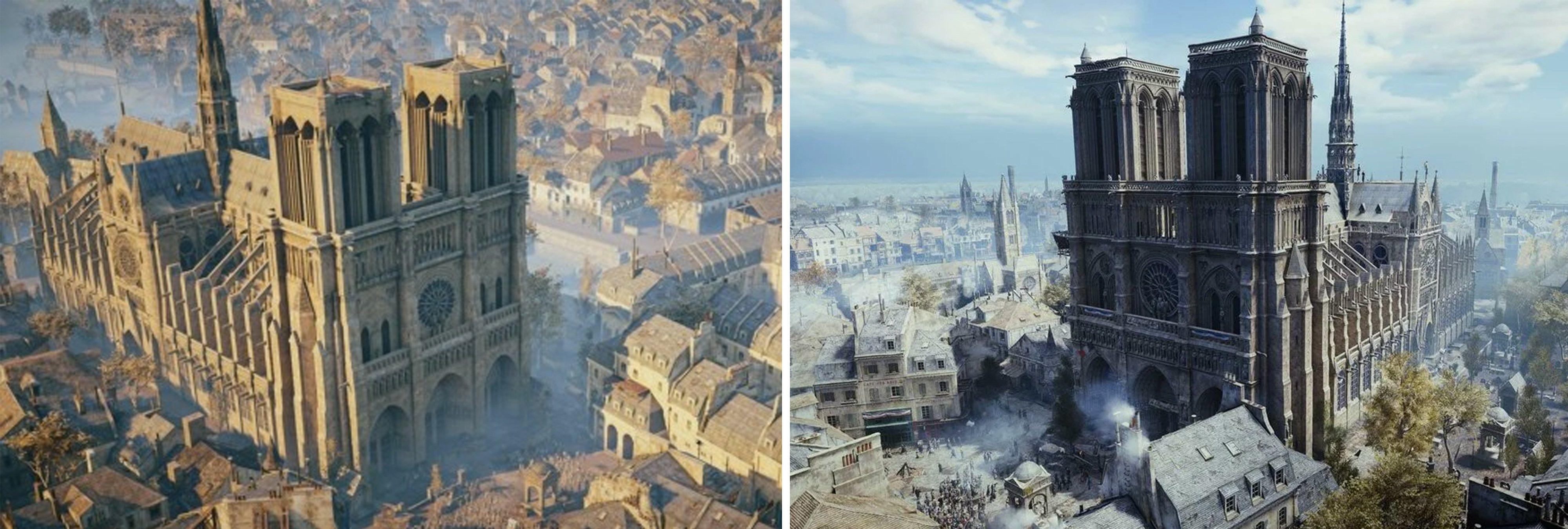'Assassin's Creed' podría ser clave para reconstruir la catedral de Notre Dame