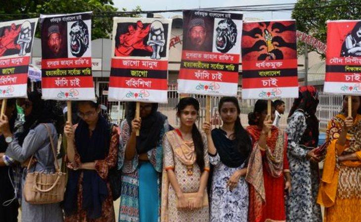 Han habido protestas en honor a la víctima y para pedir más protección para las mujeres | Getty