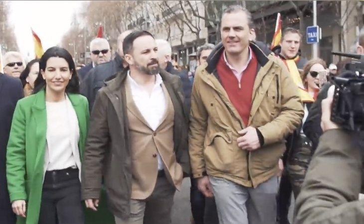 VOX ha elegido a los candidatos por Madrid sin contar con la opinión de las bases del partido