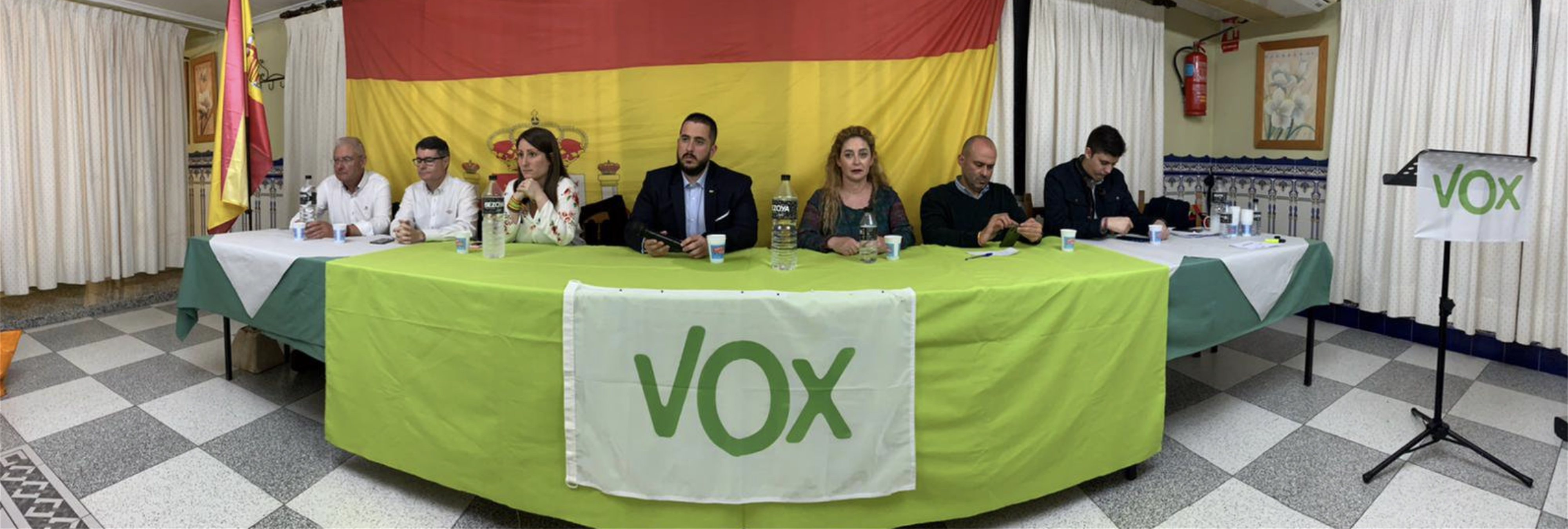 """El jefe de campaña de VOX en Alicante """"Este no es un partido democrático ni lo va a ser"""""""