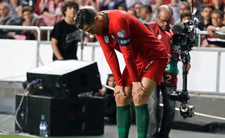 Ronaldo ofreció 375.000 dólares a cambio de que la mujer no le denunciara por violación