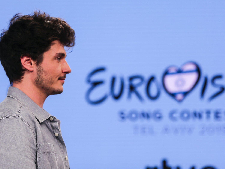 Miki Núñez desvela el tema central de su puesta en escena en Eurovisión 2019