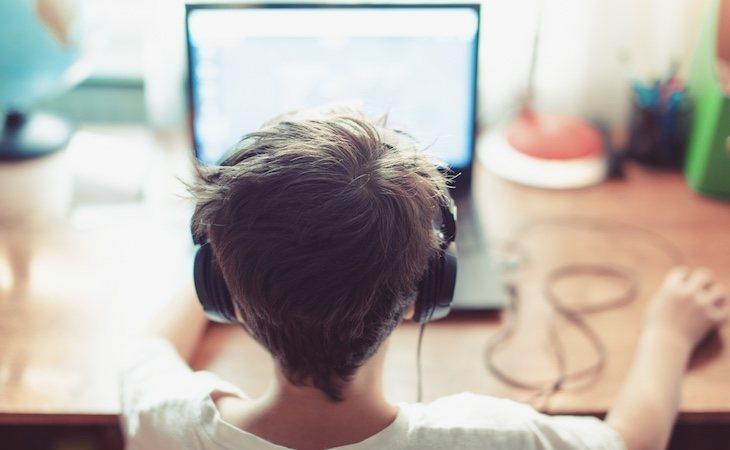El 92,4% de los niños tienen un ordenador con acceso a Internet