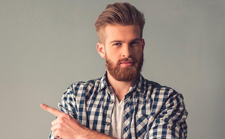 La barba, el máximo embellecedor de los hombres