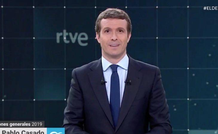 Pablo Casado no ha tardado en sacar a Cataluña y a ETA
