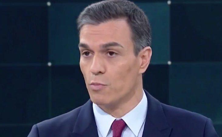 Pedro Sánchez recuerda a PP y Ciudadanos que han bloqueado sus políticas sociales