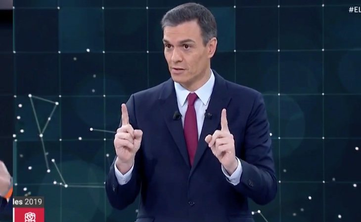 Pedro Sánchez recuerda los logros de su gobierno y sus medidas sociales