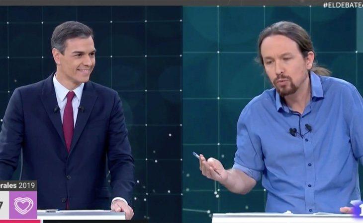Pablo Iglesias le recuerda a Pedro Sánchez que el salario mínimo se subió gracias a Unidas Podemos