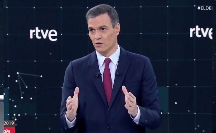 Pedro Sánchez anuncia que blindará las pensiones desde la Constitución
