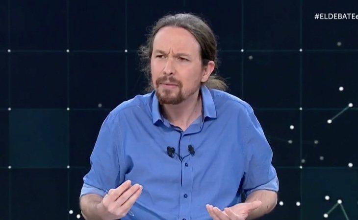 Pablo Iglesias rechaza discursos catastróficos y apuesta por EL DIÁLOGO en la cuestión catalana